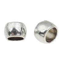 Metallpärlor rondeller 4x7mm 5st