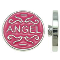 Chunk knapp metall med emalj ANGEL
