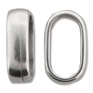 Ring 10x20mm europeisk metall