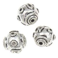 Metallpärlor cirklar 9mm 5st