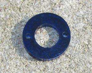 Halsbandsdelar romber 30x45mm