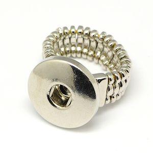 Chunk ring elastisk till knapp 19mm