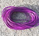 Vaxad polyestertråd 1mm lila 10m