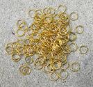 Motringar 5mm guld ca50st