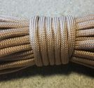Paracord 550 4mm beige 5m