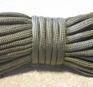 Paracord 550 4mm oliv 5m