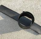 Snap-armband svart