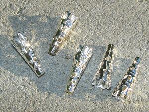 Koner / änglakjolar spets 9x22mm
