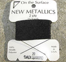 Metallictrd black diamond 25 yards