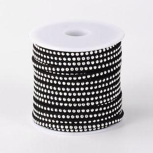 Mockarem svart med aluminiumnitar 3mm