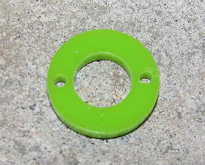 Plexiglas connector sprattelgroda 15x35mm