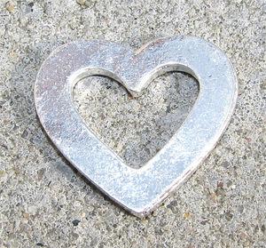 Hjärta för stansning 22mm