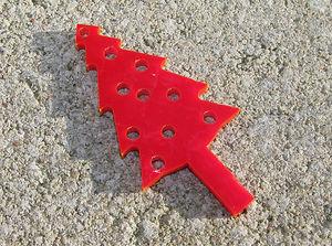 Plexiglas hänge julgran 50mm