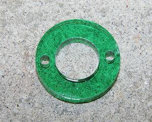 Husbokstav gemen Arial Rounded 13-20cm