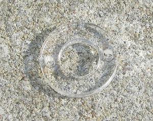 Husbokstav VERSAL Arial Rounded 10cm