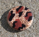 Snckskalscoin leopard 30mm