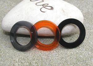 Plexiglas connector ring 28mm
