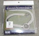 Kumihimo fyrkantig platta med instruktioner