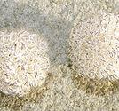 Trasselbollar rufsiga 24mm 2-pack