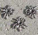 Berlocker spindlar