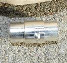 Magnetlås tub innermått 3mm