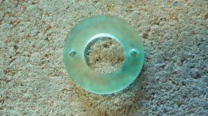 Plexiglas tag love 16mm